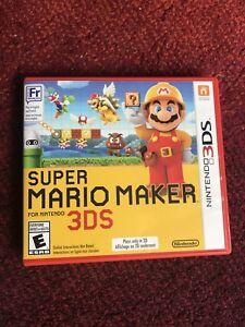 Super Mario Maker for 3DS