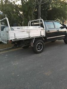 Wanted hilux black tub Camira Ipswich City Preview