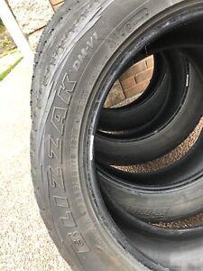 Bridgestone Blizzak DM-V1 235/55/19