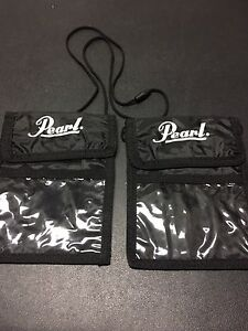 Pearl stage pass lanyard