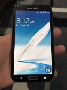 Unlocked Samsung Galaxy Note 2 - Works Perfect - No Issues