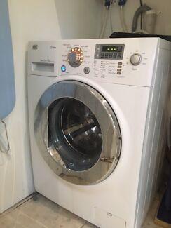 LG 7.5kg front loader washing machine