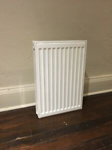 New Radiator for hydronic & radiant heating