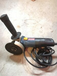 Ryobi Angle Grinder - Very good condition.