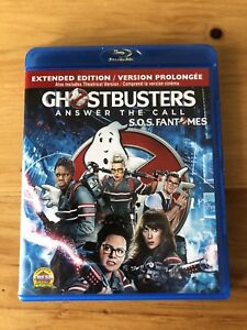 Ghostbusters Blue Ray $20