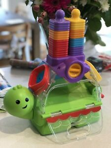 Fisher price stacker turtle