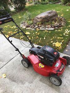 Toro 6 hp lawnMower Self propelled