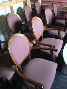 8 Chairs