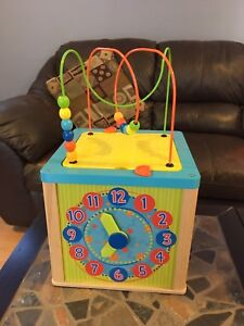 Toddler touch toy