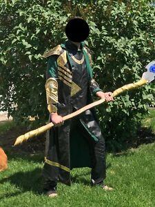 Marvel Loki Costume