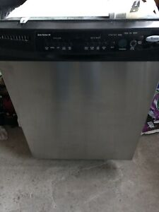 Dishwasher Whirlpool Quiet Partner III