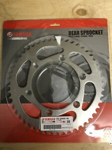 Genuine Yamaha 50T Sprocket
