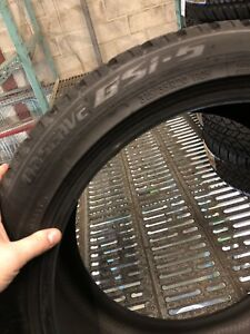 BMW X5 / X6 winter tires