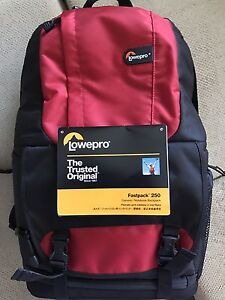 Lowepro Camera & Laptop Backpack Glenfield Campbelltown Area Preview