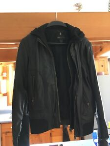 Women's Leather Jacket and Pants