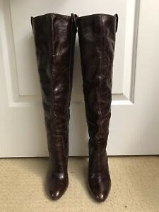 Marciano Leather Boots