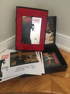 Scarface Al Pacino Two-Disc Anniversary Gift Box