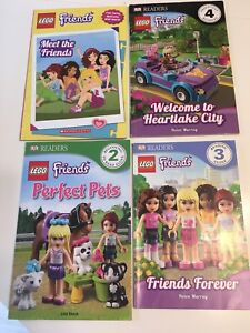 Lego Friends books