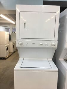 STACKER UNIT WASHER &  DRYER LAUNDRY CENTRE
