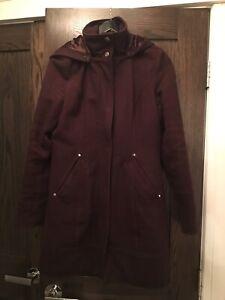 Women's small wool jacket