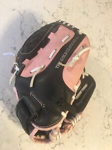 Kid's  Left handed Rawlings Baseball/Softball glove 10""