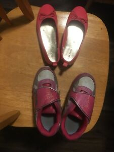 Girls shoes size 13-1