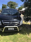 Hyundai imax 4 door wagon 5spd automatic diesel turbo 4cyl 2.5lit Crafers Adelaide Hills Preview