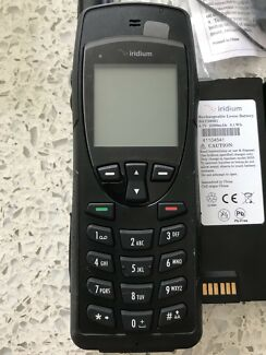 Iridium 9555 Satellite Phone (Great Condition)