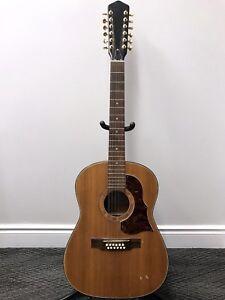 RARE '64/'65 Hootenanny 5/024 12-String Framus