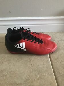 Size Six Indoor Soccer Cleats