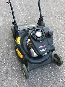 Yard machines 140cc Gas lawn mower