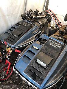 1979 Kawasaki Invader 440