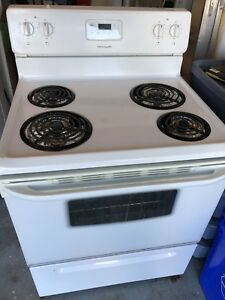 Frigidaire stove 30 inch -can deliver