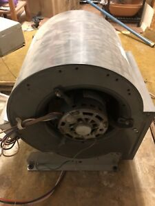 Lincoln furnace blower with direct drive motor