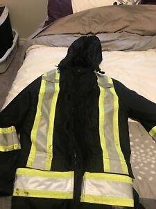 Small lined hi vis