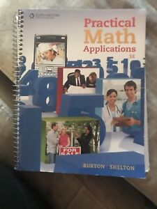 Practical Math text book