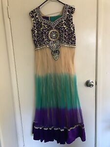 Gorgeous Indian dress size 10 in excellent condition Highgate Hill Brisbane South West Preview