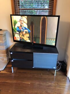 Free! Ikea bookcases and tv cabinet