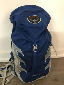Osprey Talon 18L Backpack Size M/L Blue