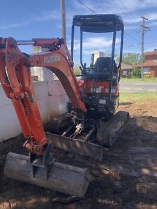 Excavator hire $230 a day