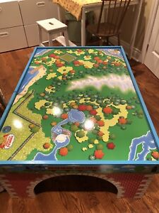Table de jeu Thomas le petit train