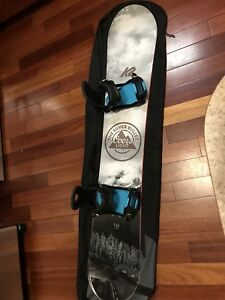 K2 COORS LIGHTS (limited edition) 158cm with ROME bindings