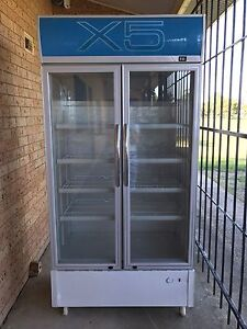 Shop glass door fridge Abermain Cessnock Area Preview