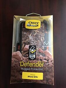 REALTREE Otterbox Defender w/belt clip for iPhone 6/6s