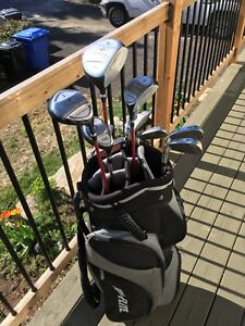 Bâton de golf Droitier