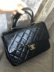 Chanel flap bag authentic