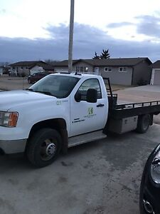 2008 gmc dually duramax