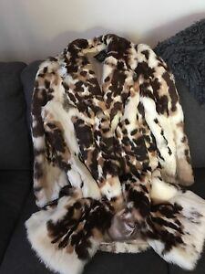 Rabbit Fur coat Oakden Port Adelaide Area Preview