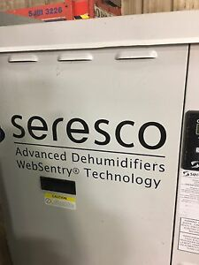 Seresco Indoor Pool Heater and Dehumidification Unit