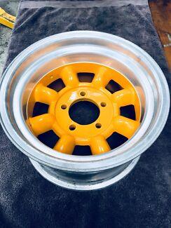 Mini lite Style Trans Am wheels